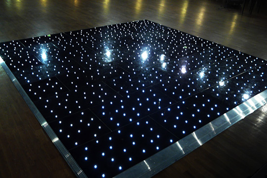 Dancefloor Amp Staging Total Event Rental