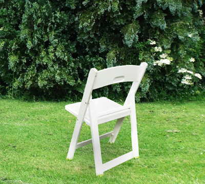 Outdoor Wedding Chair