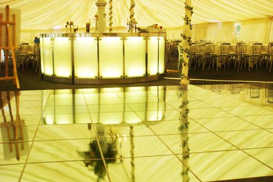 Dancefloor Amp Staging Total Event Rental